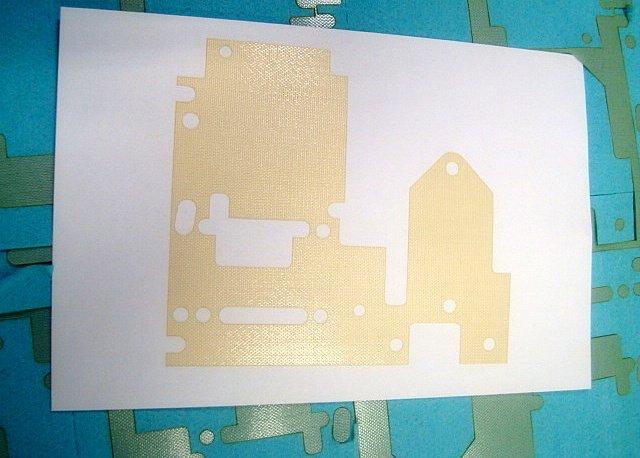 Adhesives and Tapes adhesive preform 1
