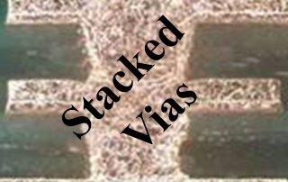 Laser Drilling Microvia stacked vias53716ceaceae9