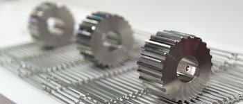 Metal Laser Cutting Service titanium